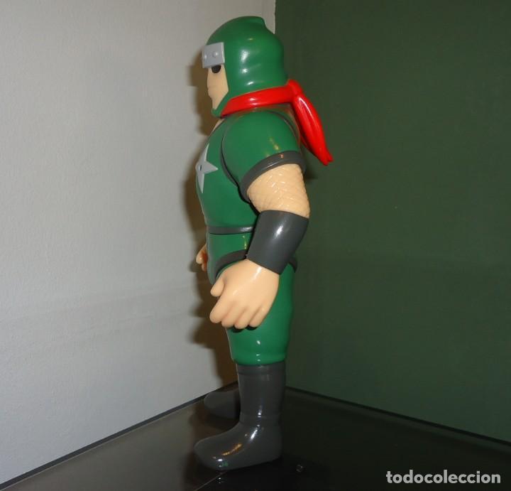 Juguetes antiguos y Juegos de colección: Five Star Toy - The Ninja - Figura de vinilo japonés (Sofubi) Kinnikuman Musculman - Foto 4 - 169824064