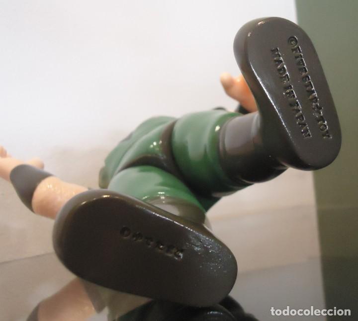 Juguetes antiguos y Juegos de colección: Five Star Toy - The Ninja - Figura de vinilo japonés (Sofubi) Kinnikuman Musculman - Foto 5 - 169824064