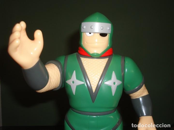 Juguetes antiguos y Juegos de colección: Five Star Toy - The Ninja - Figura de vinilo japonés (Sofubi) Kinnikuman Musculman - Foto 6 - 169824064
