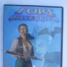 Juguetes antiguos y Juegos de colección: JUEGO PC CD ROM - FORT MILLENNIUM - MICROÏDS - TELEFONICA - SIN LIBRETO. . Lote 170032780