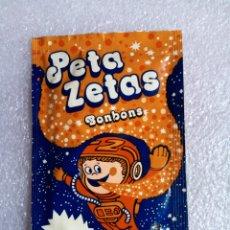 Juguetes antiguos y Juegos de colección: SOBRE PETA ZETAS - ZETA ESPACIAL, S. A. - SANT BOI ( BARCELONA ) - AÑOS 70/80. Lote 170428460