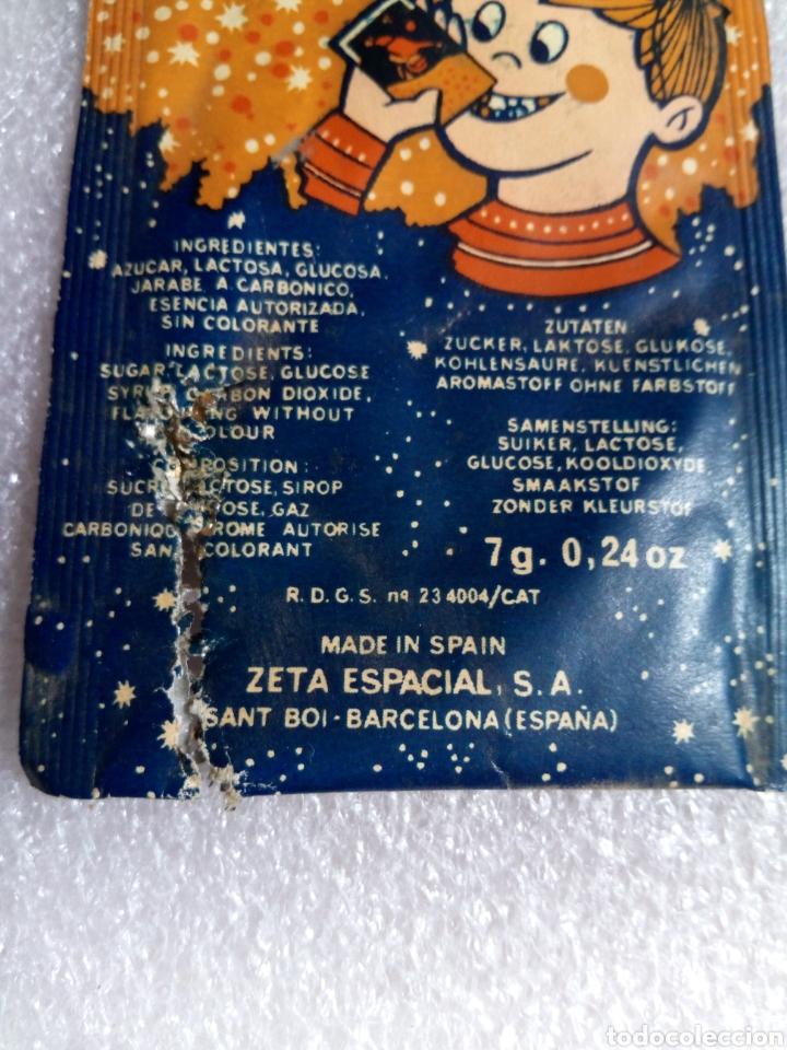 Juguetes antiguos y Juegos de colección: SOBRE PETA ZETAS - ZETA ESPACIAL, S. A. - SANT BOI ( BARCELONA ) - AÑOS 70/80 - Foto 4 - 170428460
