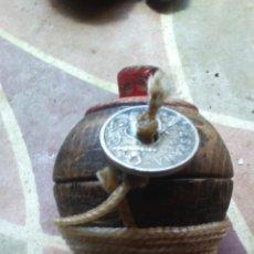 Juguetes antiguos y Juegos de colección: PEONZA ANTIGUA. Lote 170505412