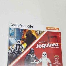 Juguetes antiguos y Juegos de colección: CATALOGO: JUGUETES CARREFOURREU FABREGAS (2005). Lote 170640694