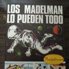 Juguetes antiguos y Juegos de colección: #MADELMAN CATÁLOGO. Lote 170833849