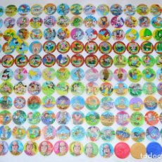 Juguetes antiguos y Juegos de colección: MATUTANO TAZOS THE MATUTAZO COLLECTION COLECCIÓN COMPLETA TAZO MEGA SUPER MAGIC MASTER CHIQUITAZO. Lote 171622267