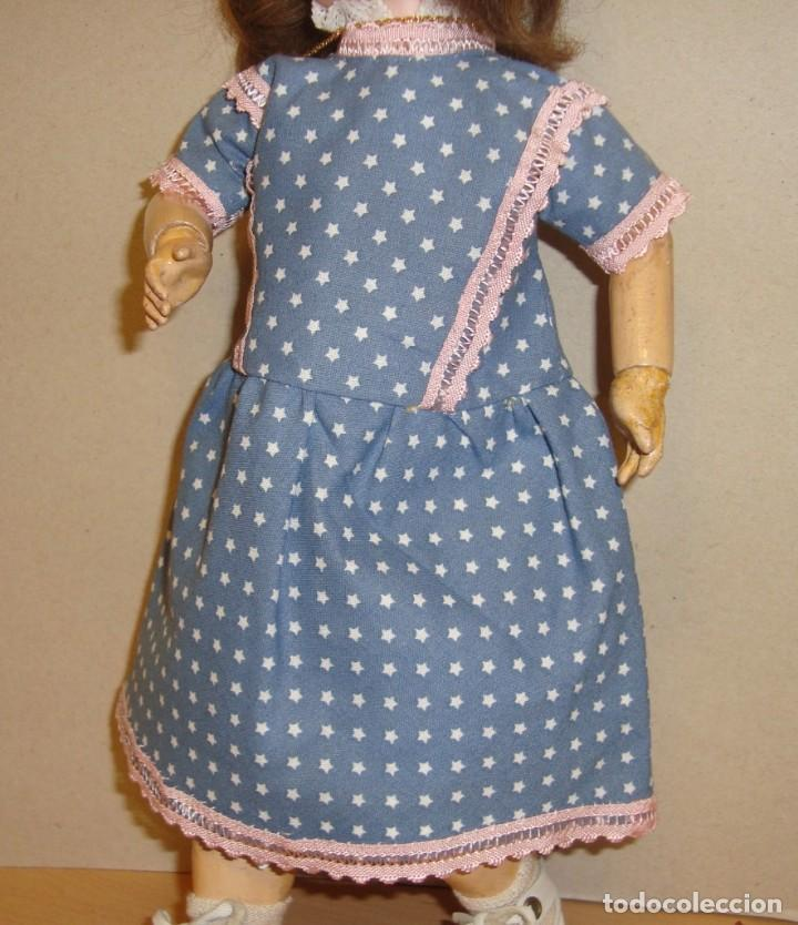 Juguetes antiguos y Juegos de colección: Vestido para muñeca antigua - Foto 2 - 171747765