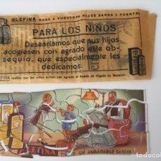 Juguetes antiguos y Juegos de colección: PUZZLE GLEFINA. Lote 171794673