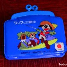 Juguetes antiguos y Juegos de colección: CARTERITA NIPPON ANIMATION JAPÓN 1981. Lote 172136754