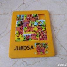 Juguetes antiguos y Juegos de colección: ROMPECABEZAS JUEDSA LOS PICAPIEDRA. Lote 172330307
