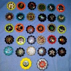 Juguetes antiguos y Juegos de colección: 32 POKEMON MATUTANO CHEETOS NINTENDO EN MUY BUEN ESTADO. Lote 172713132