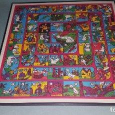 Juguetes antiguos y Juegos de colección: ANTIGUO JUEGO DE LA OCA. Lote 174083763