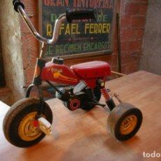 Juguetes antiguos y Juegos de colección: TRICICLO COLOMA Y PASTOR.. Lote 174263234