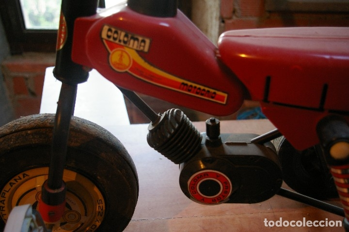 Juguetes antiguos y Juegos de colección: Triciclo coloma y pastor. - Foto 4 - 174263234