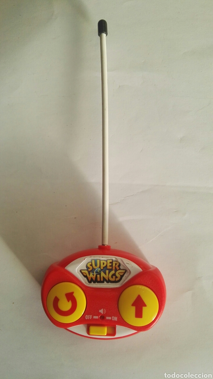 SUPER WINGS MANDO (Juguetes - Varios)