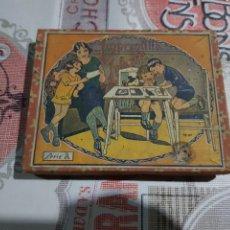 Juguetes antiguos y Juegos de colección: ANTIGUA IMPRENTILLA INFANTIL SERIE A AÑOS 30/40 INCOMPLETA. Lote 174490555