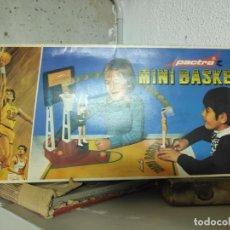 Juguetes antiguos y Juegos de colección: MINI BASKET JUGUETE AÑOS 80. Lote 174989687