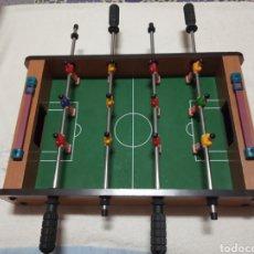 Juguetes antiguos y Juegos de colección: FUTBOLÍN PEQUEÑO. Lote 175229432