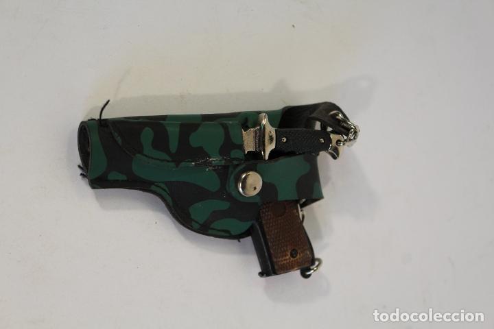 Juguetes antiguos y Juegos de colección: pistola - machete - mini - juguete - - Foto 2 - 175644695