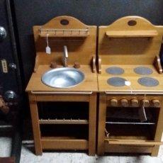 Juguetes antiguos y Juegos de colección: COCINA DE JUGUETE. Lote 176190795