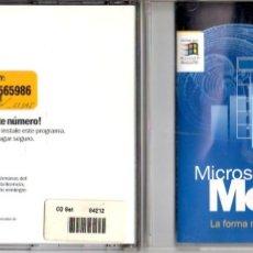 Juguetes antiguos y Juegos de colección: MICROSOFT MONEY 97 CD LA FORMA MAS FACIL DE ADMINISTRAR SU DINERO. Lote 176390263