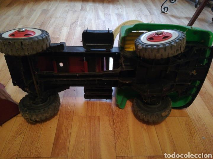 Juguetes antiguos y Juegos de colección: Camión BIG gateador para bebé. Años 70 Pegaso ? - Foto 8 - 217745891