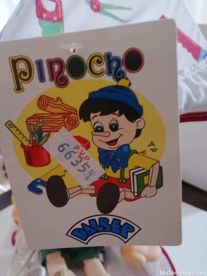 Juguetes antiguos y Juegos de colección: Lapara pinocho dalber - Foto 3 - 177089092