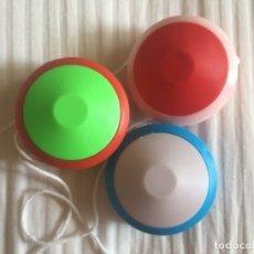 Juguetes antiguos y Juegos de colección: LOTE 3 YO YO DE LOS OCHENTA NUEVOS. Lote 177182377