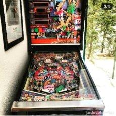 Juguetes antiguos y Juegos de colección: PINBALL CANASTA 86 FUNCIONANDO PERFECTAMENTE. Lote 177965632