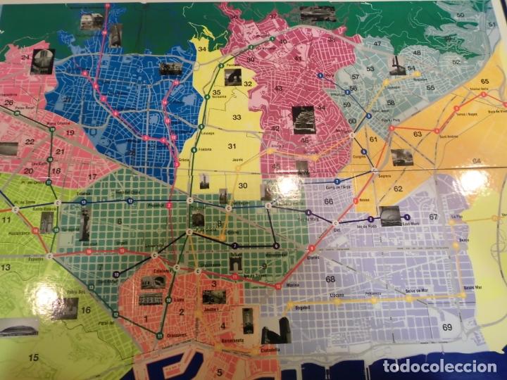 Juguetes antiguos y Juegos de colección: BARCELONA - EL JOC DE LA CIUTAT - CITY GAME - Foto 3 - 178356076