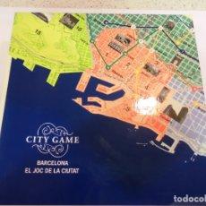 Juguetes antiguos y Juegos de colección: BARCELONA - EL JOC DE LA CIUTAT - CITY GAME. Lote 178356076