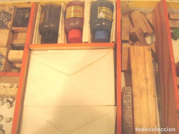 Juguetes antiguos y Juegos de colección: IMPRESORES - MODELO JUNIOR - Foto 5 - 178357585