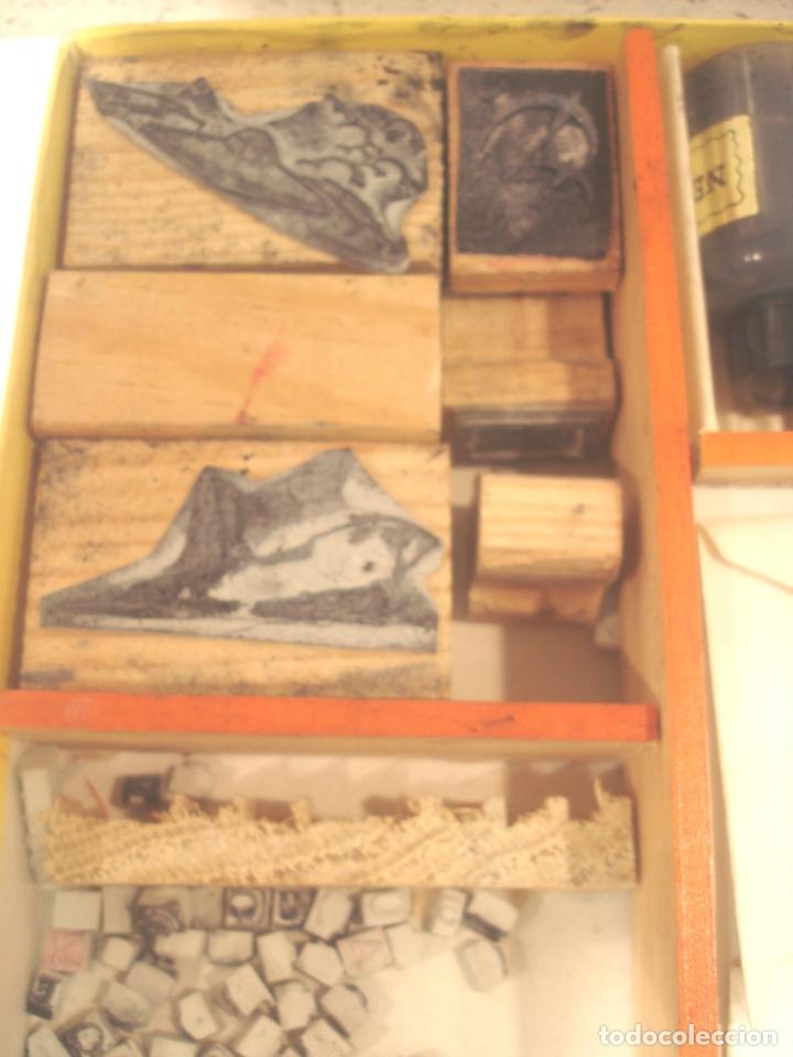 Juguetes antiguos y Juegos de colección: IMPRESORES - MODELO JUNIOR - Foto 6 - 178357585