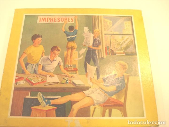 IMPRESORES - MODELO JUNIOR (Juguetes - Varios)