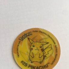 Juguetes antiguos y Juegos de colección: TAZO POKEMON 3D. Lote 178377310
