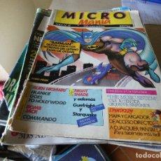 Juguetes antiguos y Juegos de colección: REVISTA MICRO MANIA PRIMERA EPOCA NUMERO 15. Lote 178856433