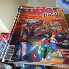 Juguetes antiguos y Juegos de colección: REVISTA CONSOLAS SUPER JUEGOS NUMERO 2. Lote 178856876