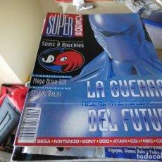 Juguetes antiguos y Juegos de colección: REVISTA SUPER JUEGOS NUMERO 30 1994. Lote 178863308