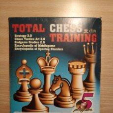 Juguetes antiguos y Juegos de colección: TOTAL CHESS TRAINING. Lote 179071321