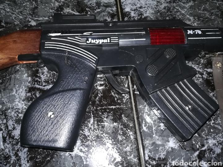 Juguetes antiguos y Juegos de colección: escopeta de juguete juypal - Foto 5 - 180044325