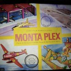 Juguetes antiguos y Juegos de colección: SOBRE SORPRESA MONTAPLEX KIOSKO AÑOS 70 SIN ABRIR. Lote 262971340