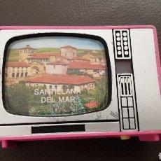Juguetes antiguos y Juegos de colección: ANTIGUO VISOR DE DIAPOSITIVAS VINTAGE CIUDAD SANTILLANA DEL MAR SOUVENIR AÑOS 70. Lote 180248000