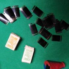 Juguetes antiguos y Juegos de colección: VISOR PLÁSTICO KIOSCO ANTIGUO . Lote 180427297