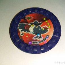 Juguetes antiguos y Juegos de colección: TAZO ROKS -- POKEMON ROKS -- Nº 35. Lote 181070232