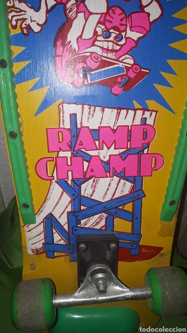 Juguetes antiguos y Juegos de colección: Patín patinete monopatin años 80 RAMP CHAMP - Foto 5 - 181874247