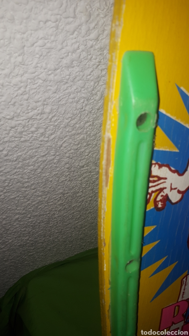 Juguetes antiguos y Juegos de colección: Patín patinete monopatin años 80 RAMP CHAMP - Foto 6 - 181874247