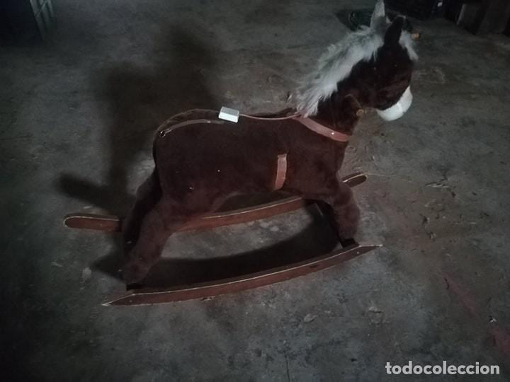 Juguetes antiguos y Juegos de colección: caballo balancin vintage - Foto 2 - 181939511