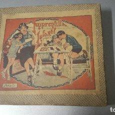 Juguetes antiguos y Juegos de colección: IMPRENTILLA INFANTIL SERIE D. Lote 181984520