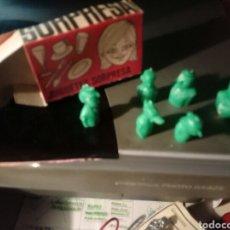 Juguetes antiguos y Juegos de colección: CAJA SORPRESA ? JUGUETE 7 FIGURAS. Lote 183038821