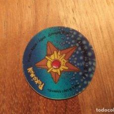 Juguetes antiguos y Juegos de colección: TAZO POKEMON HOLOGRAFICO 2 STARMIE - STARYU. Lote 183609755